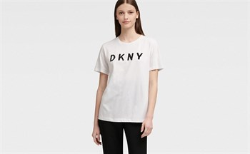 Футболка DKNY - фото 14480