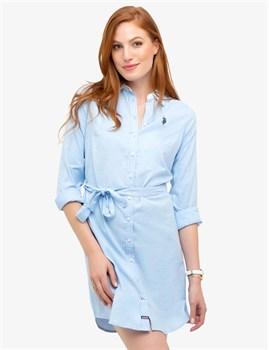 Платье-рубашка U.S.Polo ASSN. - фото 15493