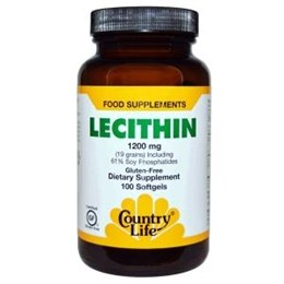 Country Life Natural Lecithin