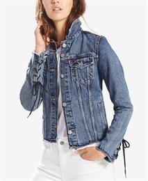 Джинсовая куртка Levi's 523020002