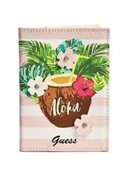 Обложка на паспорт Guess Aloha