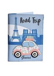 Обложка на паспорт Guess Road Trip