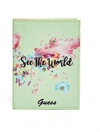 Обложка для паспорта Guess See The World
