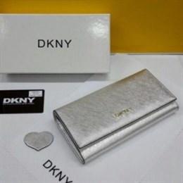 Кошелек DKNY (серебро)