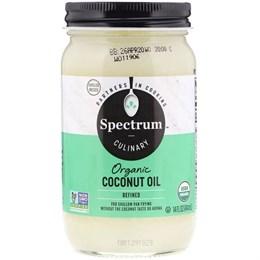 Органическое кокосовое масло Spectrum Naturals