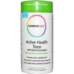 Мультивитамины для подростков Rainbow Light