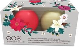 Набор бальзамов для губ EOS, ягоды и ваниль