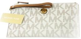 Клатч Michael Kors Vanilla Logo
