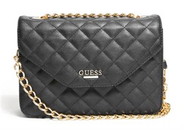 Сумка Guess  Elana Quilted Cross-Body Bag