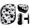 Расческа Tangle Teezer Compact Styler - фото 10611
