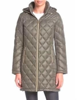 Стеганая куртка Michael Kors - фото 10058