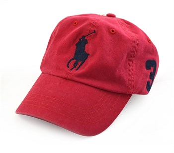 Бейсболка Ralph Lauren - фото 6130