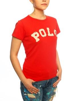 Футболка Polo Ralph Lauren - фото 6453