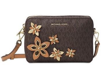 Сумка Michael Kors Flowers - фото 6558