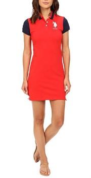 Платье поло U.S.Polo Assn. - фото 6914