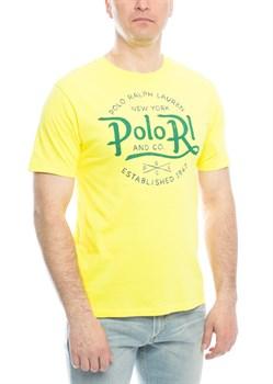 Футболка Polo Ralph Lauren - фото 7107