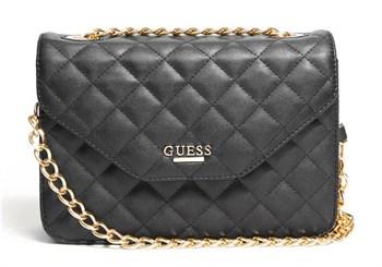 Сумка Guess  Elana Quilted Cross-Body Bag - фото 7194