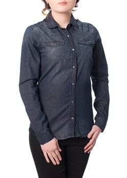 Джинсовая рубашка Mavi Jeans Co. - фото 7360