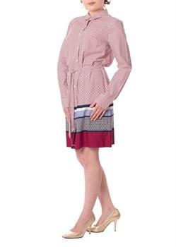 Платье-рубашка   Tommy Hilfiger - фото 7536