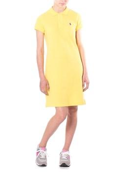 Платье поло Polo Ralph Lauren - фото 7758