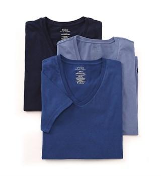 Комплект футболок Polo Ralph Lauren (3 шт.) - фото 9899