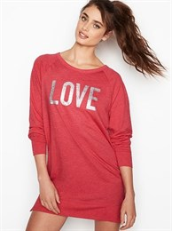 Пижамная рубашка Victoria's Secret