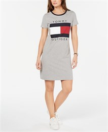 Платье-футболка Tommy Hilfiger