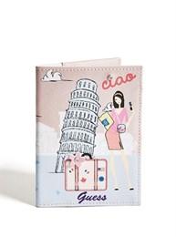 Обложка для паспорта Guess
