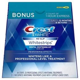 Crest 3D White Professional Effects Whitestrips, набор отбеливающих полосок на 22 процедуры