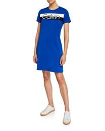 Платье-футболка Calvin Klein