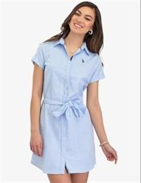 Платье-рубашка U.S Polo Assn