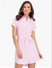 Платье-рубашка U.S. Polo Assn