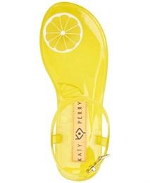 Сандалии Katy Perry (Лимон)