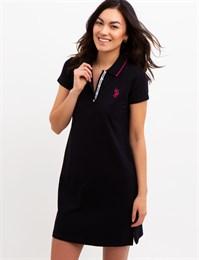 Платье-поло U.S. Polo Assn