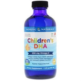 Омега-3 для детей Nordic Naturals, со вкусом клубники 237 ml жидкие