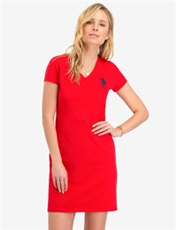 Платье-футболка U.S.Polo Assn