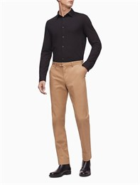 Поло с длинным рукавом Calvin Klein