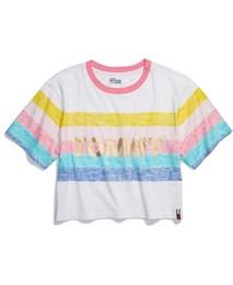 Укороченная футболка Tommy Hilfiger Denim