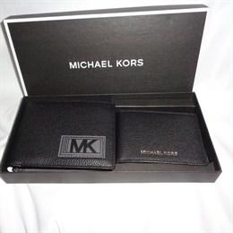 Подарочный набор Michel Kors Gifting (2 бумажника)