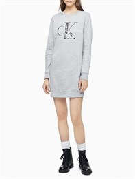 Платье-свитшот Calvin Klein Jeans